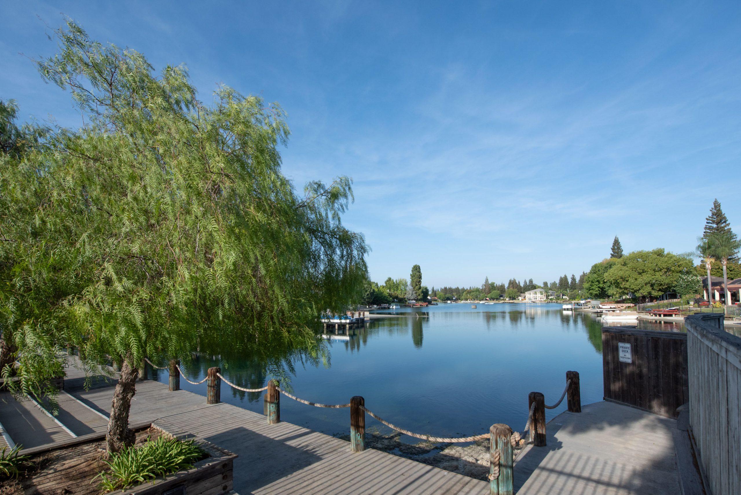 Moss Creek - Dock