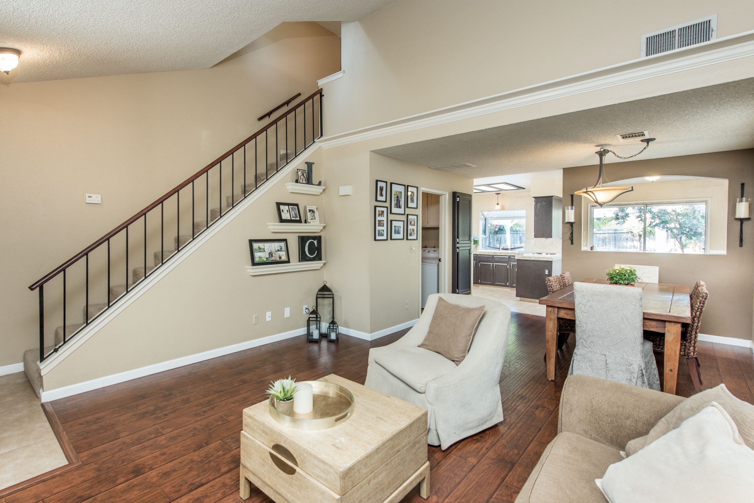 Moss Creek - Living Room
